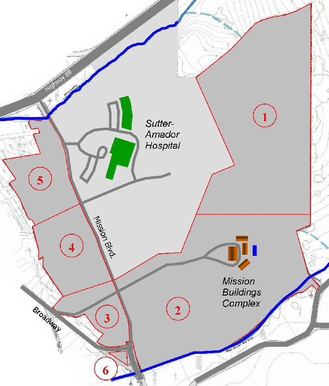 st sava mission land parcel